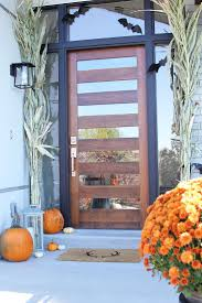 A front door is the most important piece of design at your entry area. Here  are awesome modern front door designs that might inspire you to make it  stylish.