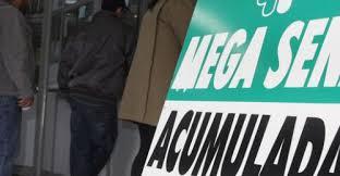 Resultado de imagem para Acumulada, Mega-Sena poderá pagar R$ 46 milhões neste sábado
