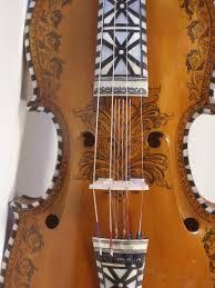 Hardanger Fiddle: an 8-string fiddle! - Charlene's Fiddle Case