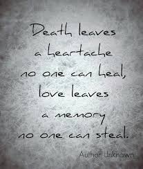Beautiful Quotes About Death Of A Loved One Best Of Quotes About Death And Love Plus Author Unknown Inspirational Quotes