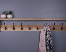 Handmade Coat Rack Wooden coat rack Etsy 39