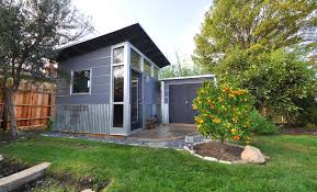 Small Picture Prefab Backyard Office Sheds Studio Shed