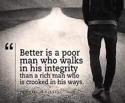 Quotes About Integrity Unique Wright Thurston On Twitter Better Is A Poor Man Pierrespies48