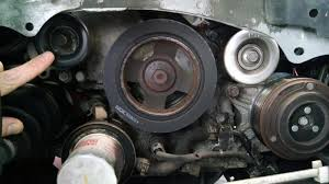 serpentine belt replacement maxima forums serpentine belt replacement 20141005 140240602 jpg