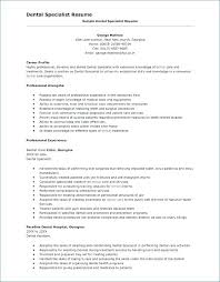 Orthodontic Assistant Resume – Armni.co