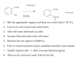 ch3co2h chemistry 2633 techniques of organic chemistry james s