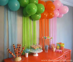 hall decoration with balloons easy balloon ideas for birthday