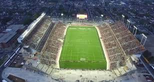 4 Years Later Hamiltons Tim Hortons Field Stadium Still
