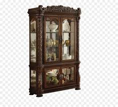 hutch curio cabinet dining room buffet furniture table
