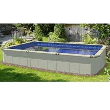 Other Square Above Ground Pool Modest Intended Other Square Above