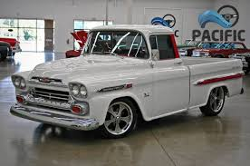 1959 Chevrolet Apache - YouTube