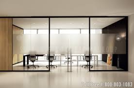 movable glass partition walls for