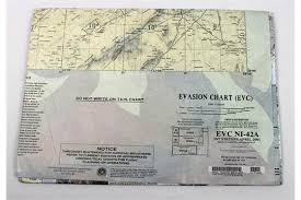 Escape And Evasion Chart For Khyber Pass N1 42a 1st