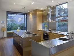 Stainless Steel Kitchen Designs Furniture Stainless Steel Modern Kitchen Ideas Stainless Steel