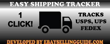 easy shipping tracker chrome extension