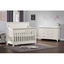 gray nursery furniture. Zackary 4-In-1 Convertible Crib Set Gray Nursery Furniture