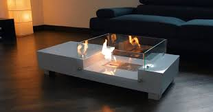 coffee table fireplace fireplace coffee table is so hot right now digital trends coffee table fireplace coffee table fireplace