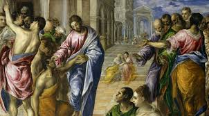 christ healing the blind el greco c 1570 courtesy metmuseum