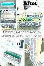 Decorative Boxes Michaels Make Decorative Storage Boxes Decorative Cardboard Storage Boxes 87