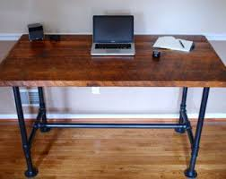 reclaimed wood office furniture. L Shape Desk Made Of Reclaimed Wood, Modern And Beautiful. Choose Your Size, Finish, Height Wood Office Furniture E