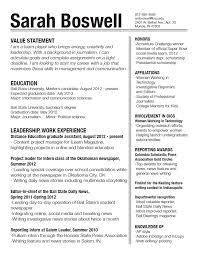 Denote Some To Modern Experience With Technology On Resume 7 Resume Design Principles That Will Get You Hired 99designs