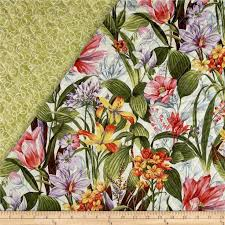 11 best Double-faced quilted fabrics images on Pinterest | Cotton ... & Botancial Society Large Floral Double Sided Quilted Adamdwight.com