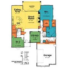 House Plan ENGLEWOOD floor plan   Traditional      story    French Country Style House Plans   Square Foot Home   Story  Bedroom