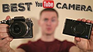 Best Camera for YouTube? Top 10 Video Cameras - YouTube