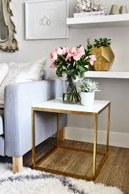 Ikea Decorating Living Room Ikea Side Table Hack Interiordesign Casegoodsideas Moder Home