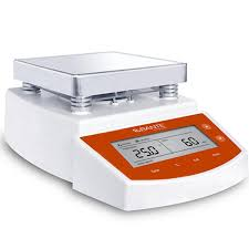 ms400 digital hot plate magnetic stirrer 2l capacity 400 adjustable heating temperature and selectable stirring time cod