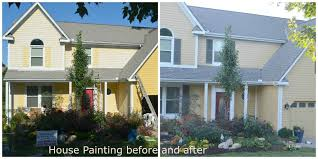 Exterior Painting Contractor Set Painting New Ideas