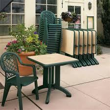 Grosfillex Furniture mercial Outdoor Grosfillex Plastic Resin