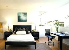 home office bedroom. Home Office Bedroom Combo Room Ideas Design O