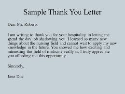 thank you letter after application business etiquette thank you letters and what is etiquette before