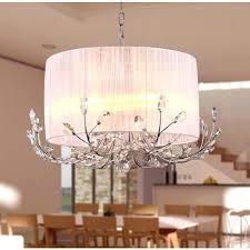 beautiful chrome drum chandelier robin 4 light lighting chrome drum chandelier image ideas