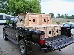 DIY Truck Bed Dog Kennel Building Truck Bed Dog Kennel – Dog Bed