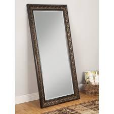 Long Mirrors For Bedroom Astoria Grand Ethan Full Length Glass Mirror Reviews Wayfair