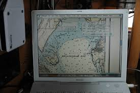 Choosing The Right Charts For The Inside Passage Cruising