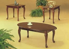 cherry coffee table sets cherry queen coffee end table trading black and cherry coffee table set