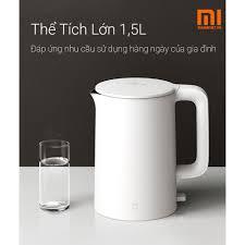 Ấm Đun Nước Siêu Tốc Xiaomi MIJIA 1A - Bình đun nước Xiaomi 1A - Kết Nối  Đồng Bộ Với Điện Thoại - An Toàn Mọi Gia Đình - Bình đun siêu tốc