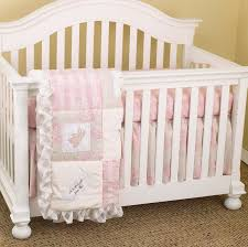painted baby furniture. Furniture. Simple Chic Baby Decorations Ideas Alongside White Wood Painted Crib With Pink Patterned Mattress Furniture O