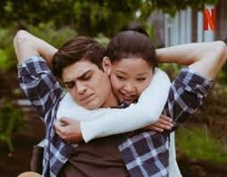 At school, peter approaches lara jean and tells her that she's wrong about the things she wrote about him in her letter. To All The Boys I Ve Loved Before Romantic Movies Love Movie Lara Jean