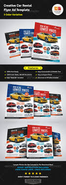 automotive car rental flyer ad by jbn comilla graphicriver automotive car rental flyer ad corporate flyers