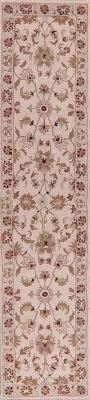 fl kashan indian runner rug 3x12
