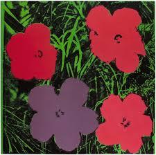 eykyn maclean presents andy warhol flowers artwire press release from artfixdaily com