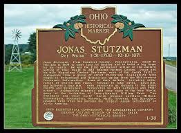 best amish history images amish amish country  jonas stutzman ohio s first amish settler amish sarah s country