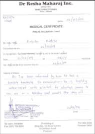 Fake Doctors Notes Look Real For Printing