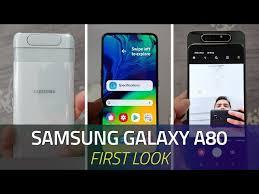 Smartphone Comparison Chart India Samsung A80 Vs Galaxy A70 Comparing The Latest Samsung