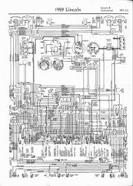 auto wiring diagram 2011 1959 lincoln continental wiring diagram