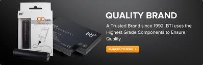 BTI Powered by <b>Battery</b> Technology